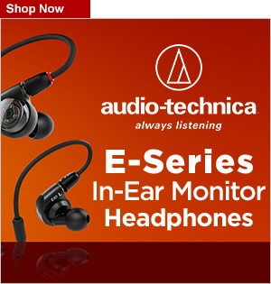 AudioTechnica ESeries In Ears