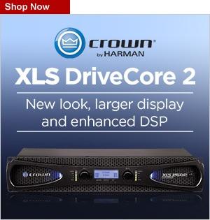 COOP 10151031 Crown XLS DriveCore 2 Awareness