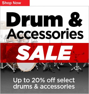 Drum and Accessories Sale