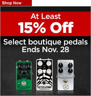 Holiday Boutique Pedal Sale 11241128