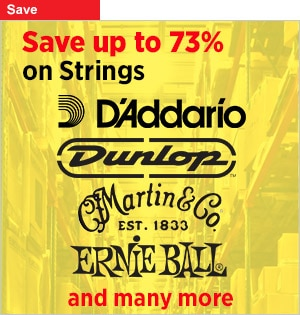 Hot Deals on Strings