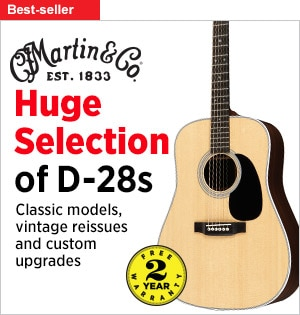 Huge Selection Of Martin D28s