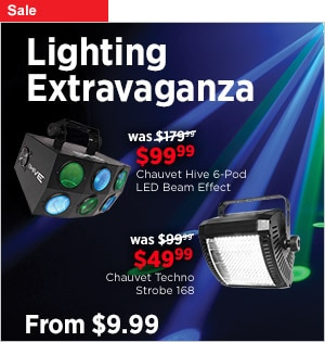 Lighting Extravaganza