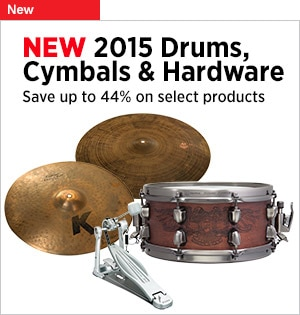 New 2015 Drums CymbalsHardware