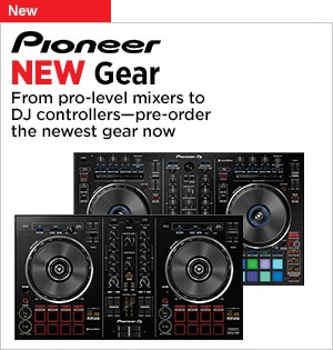 New From Pioneer