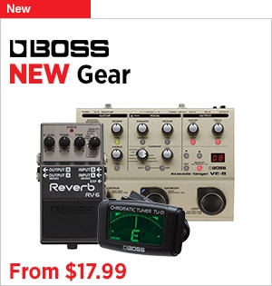 New from BOSS