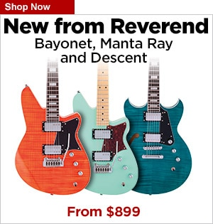 New from Reverend