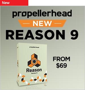 Reason 9 Launch