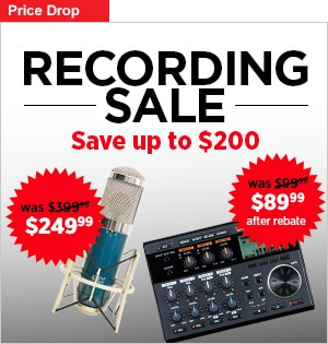 Recording Sal