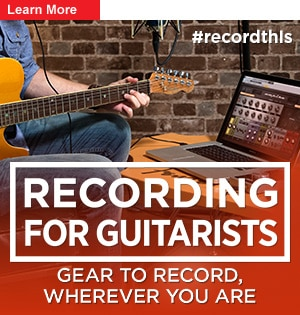 Recording for Guitarists