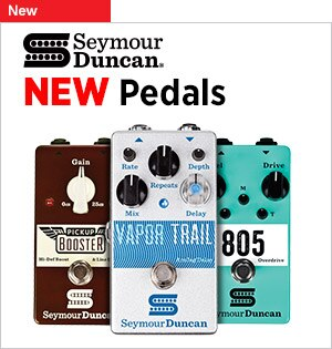 Seymour Duncan Pedals