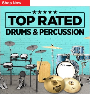 Top Rated Drums