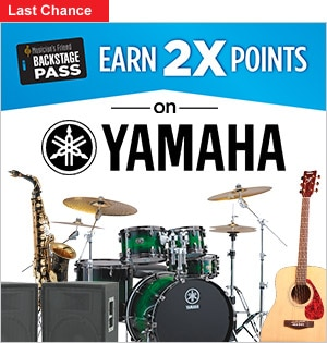 Yamaha Month LAST CHANCE
