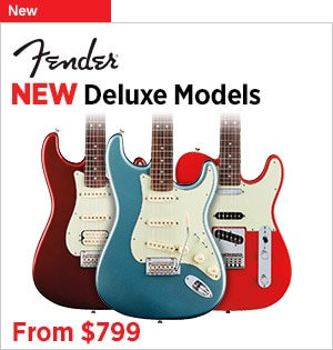 Fender New Deluxe Models