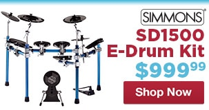 Simmons Electronic Drums