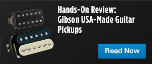 Gibson USA Hands on Review Guitar Pickups