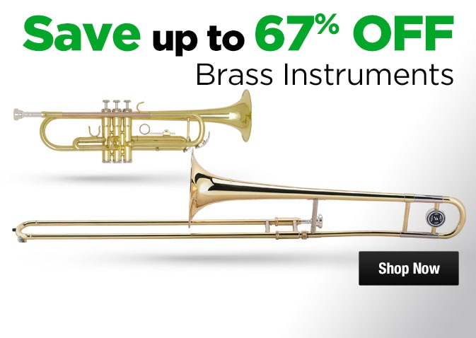 Brass instruments Deals