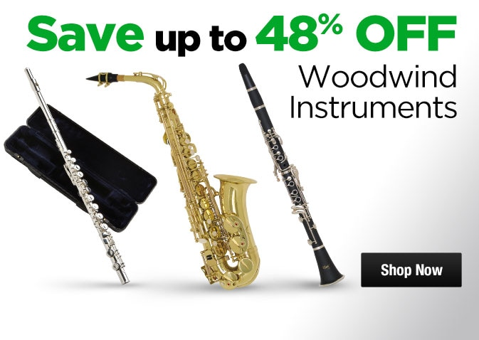 woodwind instruments deals