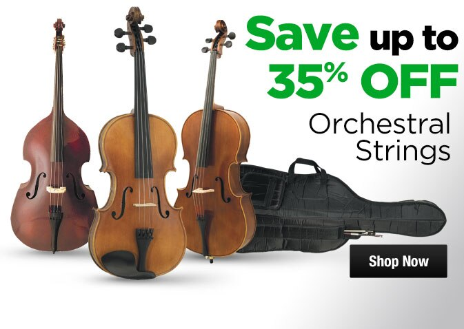 orchestral string instruments deals