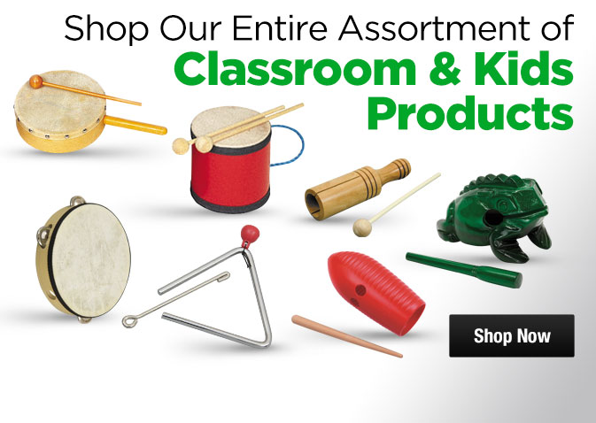 musical instruments for classroom and kids