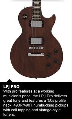 Gibson LPJ Pro
