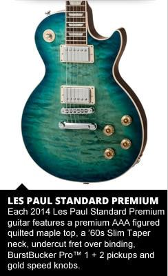 Gibson Les Paul Standard Premium
