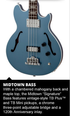 Gibson Midtown Bass