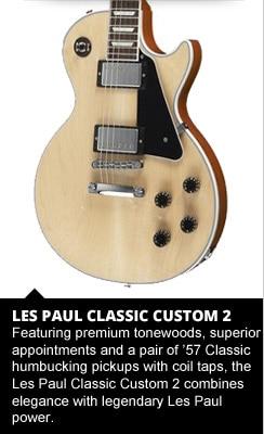 Gibson Les Paul Classic Custom 2