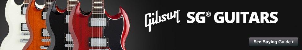 Gibson SG Guitars