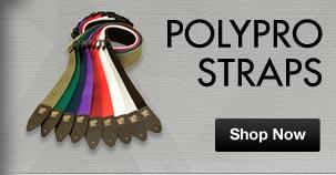 Shop Ernie Ball Polypro Straps