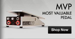 Shop Ernie Ball Most Valuable Pedal, MVP