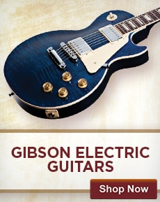 Gibson Electric Guitars
