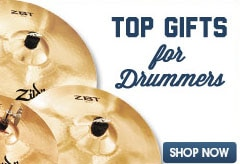 Top gifts for drummers. Shop Now