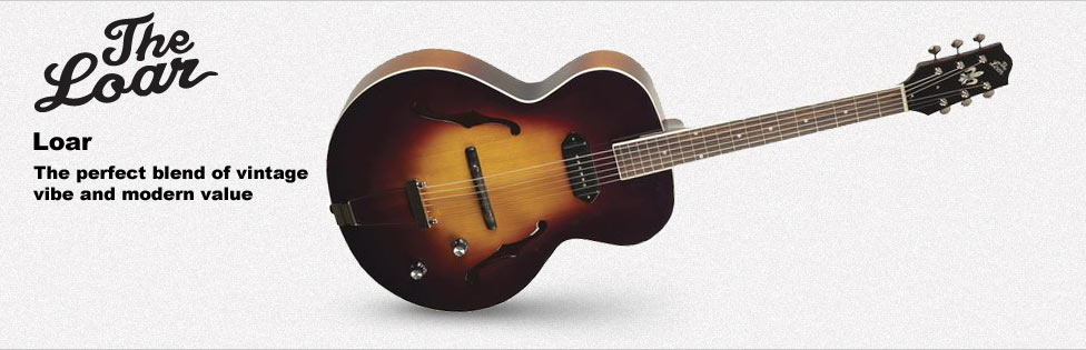 The Loar 1h-309 Archtop Guitar