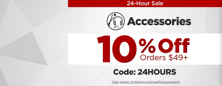 24Hour Accessories Sale