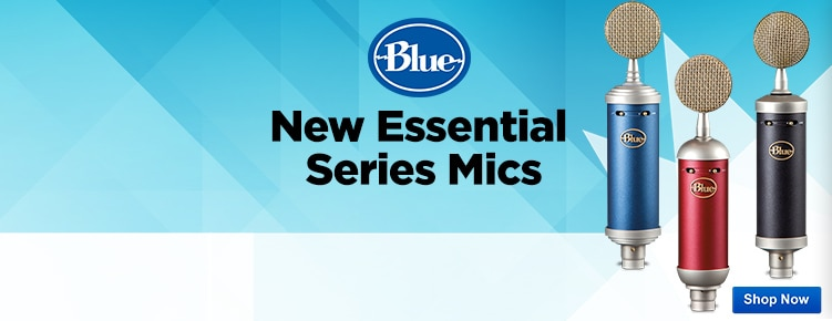 COOP 119126 Blue Essential Series Launch
