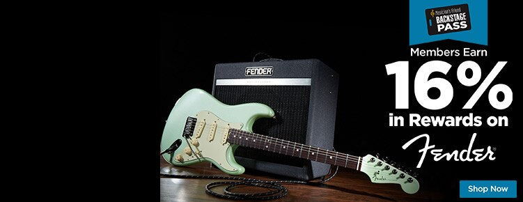 Fender 2X BSP