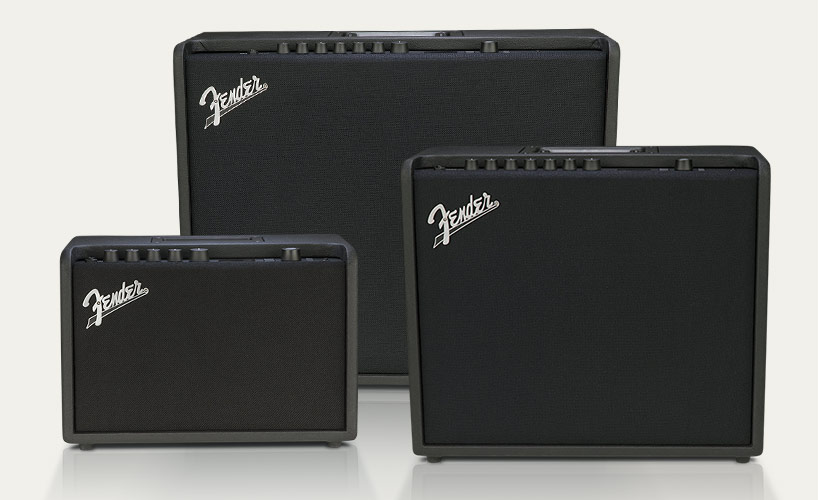 The New Fender Mustang GT Series