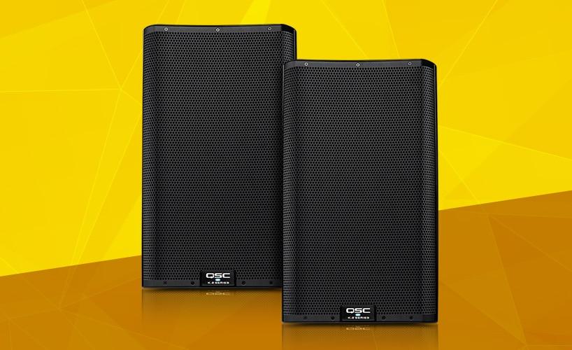 COOP QSC K2 Speaker