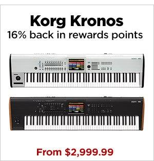 Korg Kronos 2X BSP