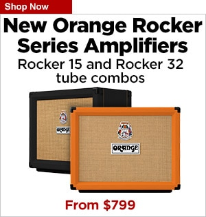 New Orange Amps Rocker Series