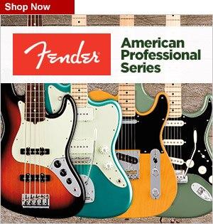 Fender American Pro