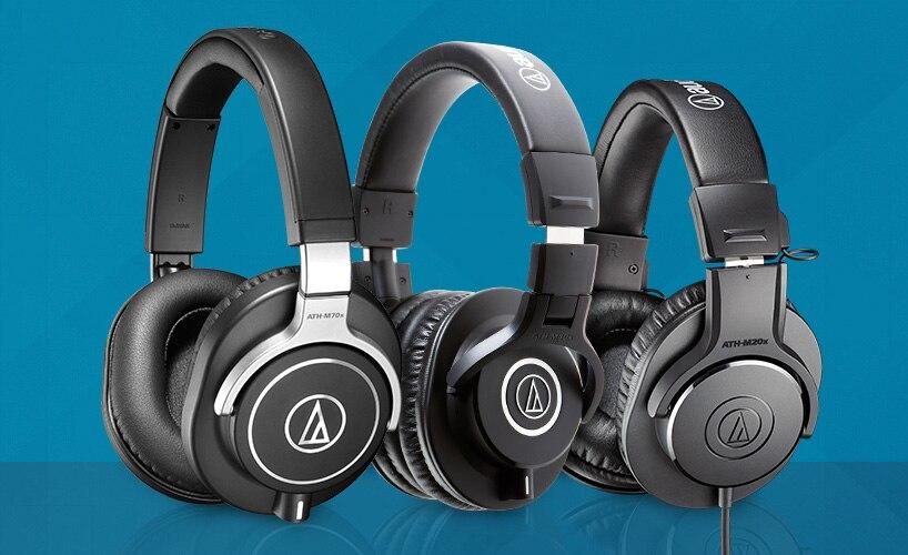 Audio Technica M-Series