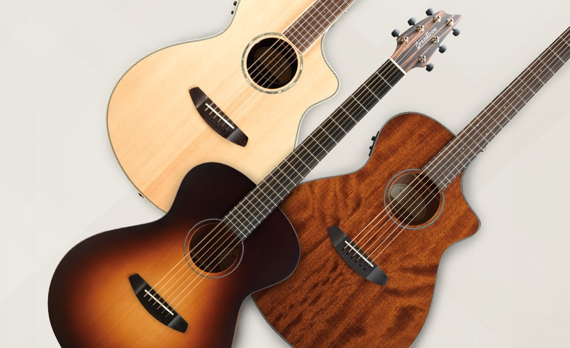 Breedlove Concerto Acoustic Guitars