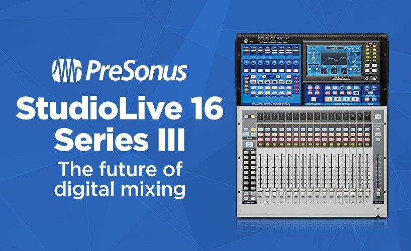 COOP PreSonus StudioLive16