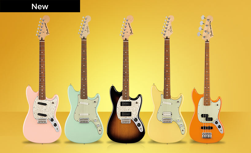 New Fender Offset Models