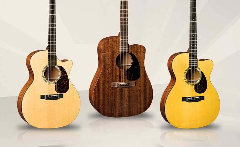 Martin Price Drops: Save up to $200 on select models - while supplies last