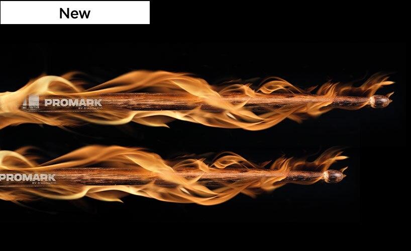 Promark Firegrain sticks