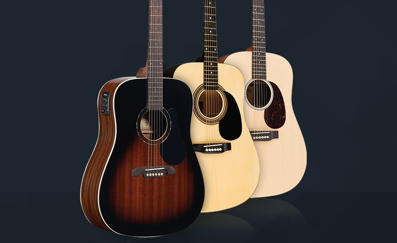 Top Rated Acoustic Guitar Sale: Save up to 30% on select favorites