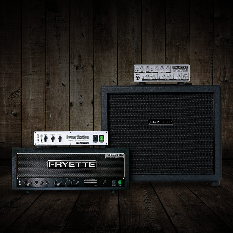 Fryette Amplification Sweepstakes: Enter for your chance to win